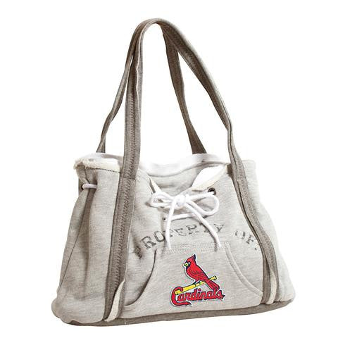 ST LOUIS CARDINALS MLB GAMEDAY HOODIE PURSE