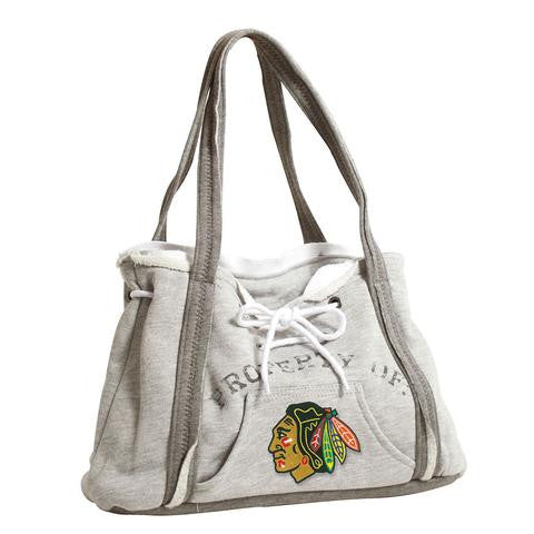 CHICAGO BLACKHAWKS NHL  GAMEDAY HOODIE PURSE