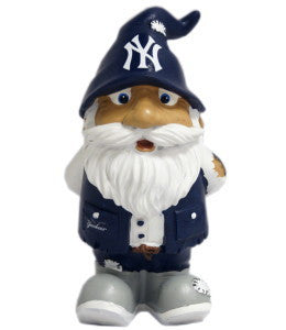 "NEW YORK YANKEES Garden Gnome - 8"" Stumpy MALE"