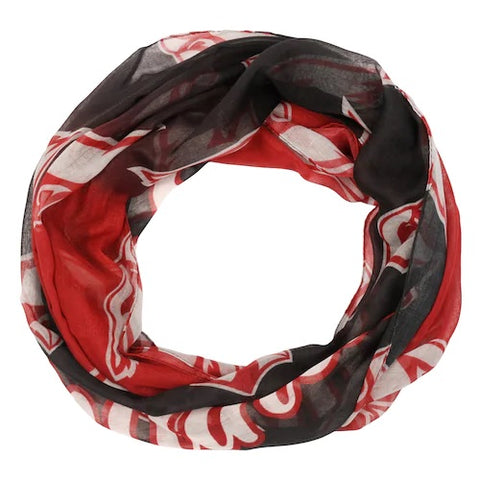 ARIZONA CARDINALS INFINITY SCARF SIZE ONE SIZE FITS MOST NWT