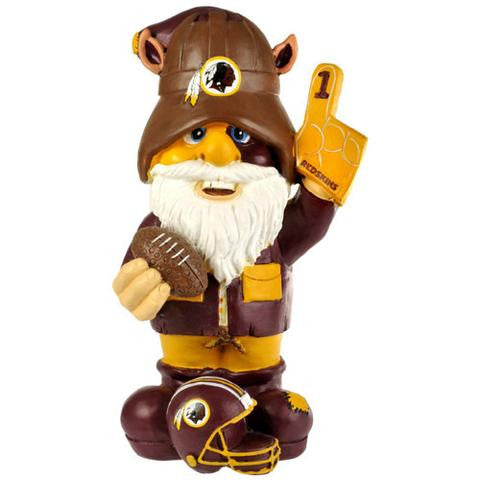 WASHINGTON REDSKINS GARDEN GNOME SECOND STRING Male NEW IN PACKAGE