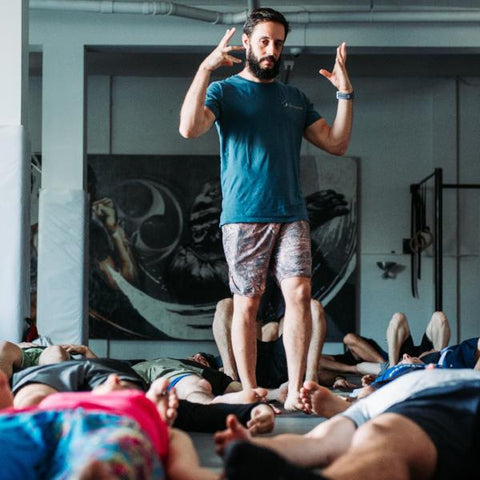2019 - 12/07 - Noon-5pm - Wim Hof Method Fundamentals - w/Donato Helbling @ZERO G BJJ, BROOKLYN NYC