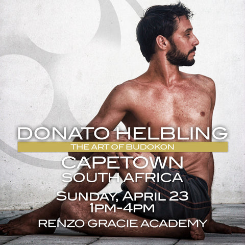 2017 - 04/23 - 1-4PM - BDK Workshop w/Donato Helbling @Cape Town, SOUTH AFRICA