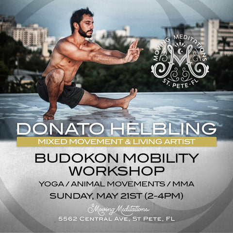 2017 - 05/21 - 2-4PM - BDK MOBILITY WORKSHOP @MOVING MEDITATIONS, Saint Petersburg, FL