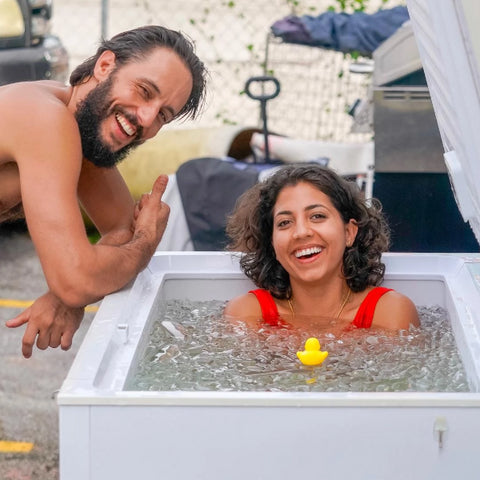 2019 - 11/10 - 1Pm-6pm - Wim Hof Method Fundamentals - w/Donato Helbling @BIOHACKERS FITNESS, WESTON, FL