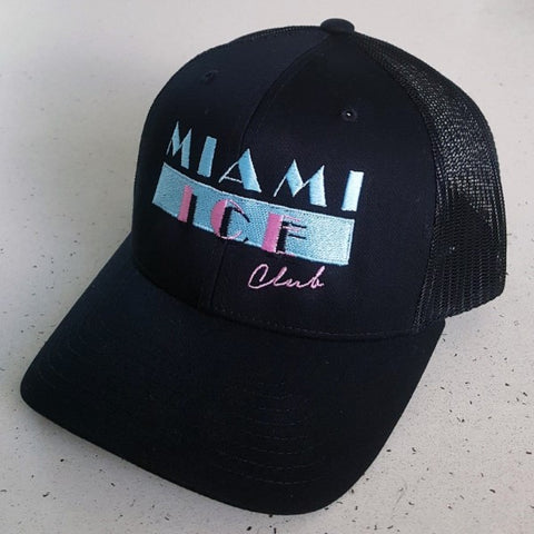 Miami Ice Club Hat