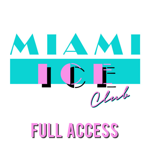 MIAMI ICE CLUB MEMBERSHIP