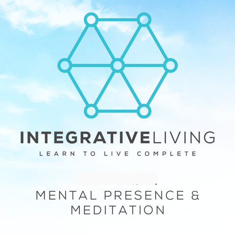 INTEGRATIVE LIVING 8-WEEK COURSE   SELF PACED - ONLINE