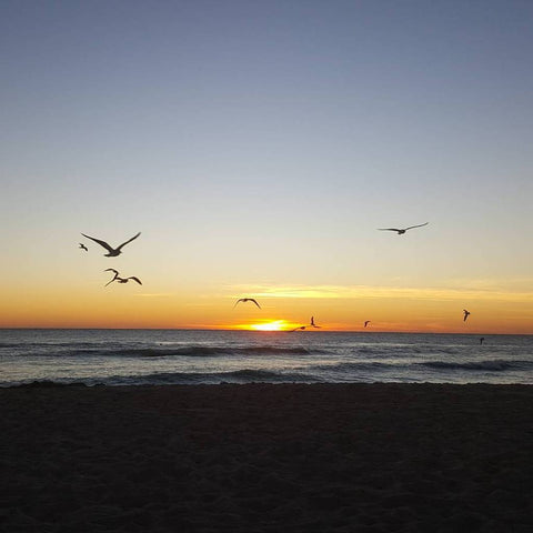 Tues & Thurs 7am- #SUNRISEMEDITATIONS @76 Street Beach, North Beach