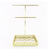 Jewelry stand with tray by Nicole Miller Home