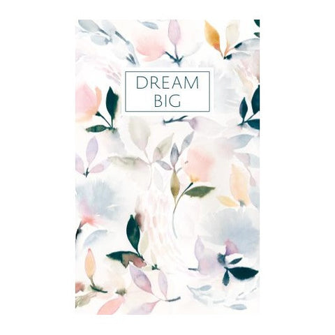 Dream Big Floral Journal