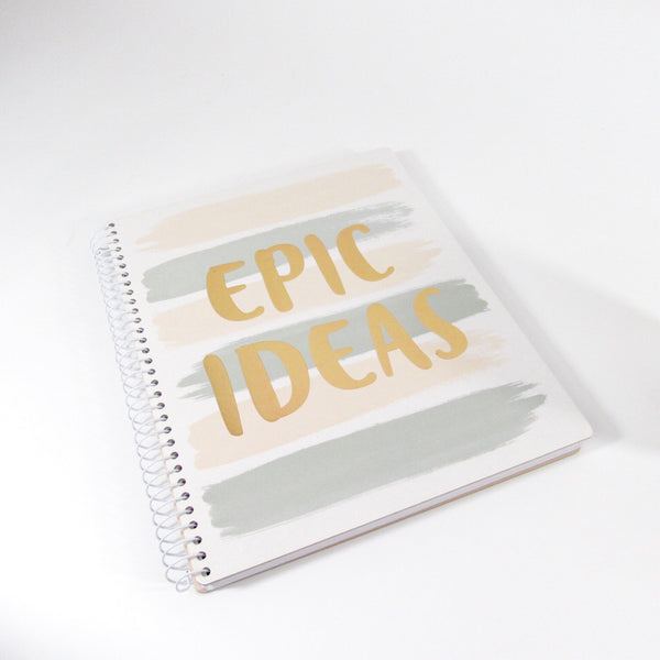 Epic Ideas Notebook