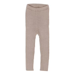 Leggings aus Alpacawolle
