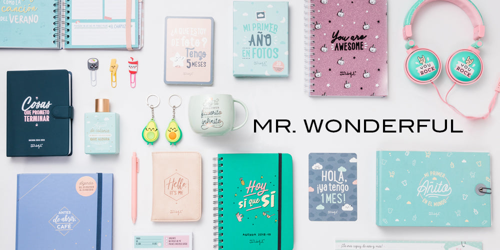 mr. wonderful {Infantil}