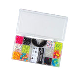 ALPHABET BEAD CASE NEON SMALL