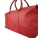 ALEXA DUFFEL BAG RED PERSONALIZED