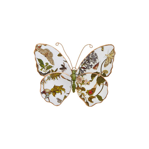 RESIN BUTTERFLY DECOR