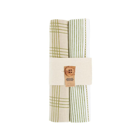 STRIPE DISH TOWELS