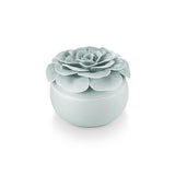 SEA SALT FLOWER CANDLE