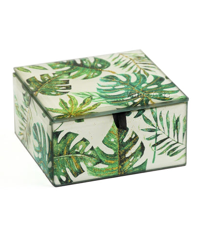 Glass Tropical Box