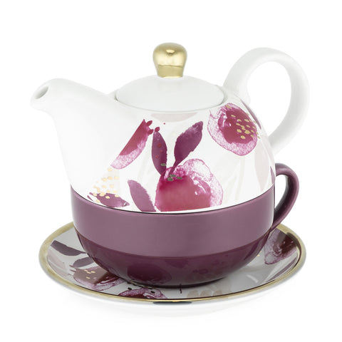 ADDISON BERRY TEA SET