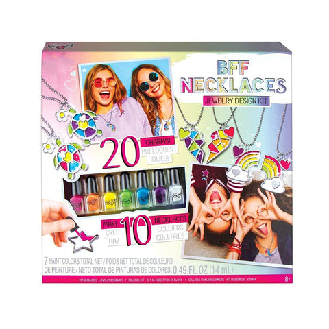 BFF NECKLACE JEWELRY DESING KIT