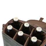 BEER CANVAS COOLER BAG