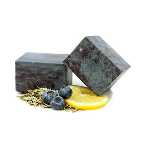 LEMONGRASS AND CHARCOAL SOAP