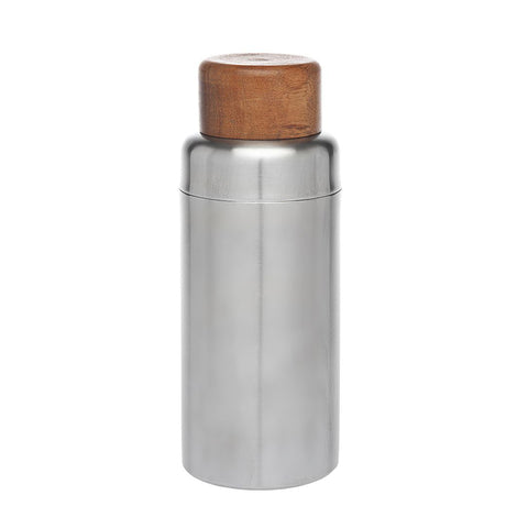 COCKTAIL SHAKER WOOD