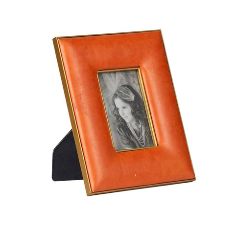 BRIGHT ORANGE FRAME