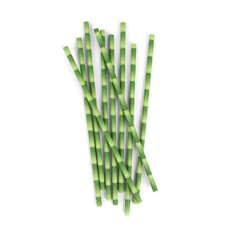 PAPER STRAW BAMBOO