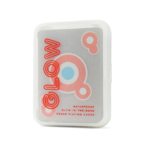 GLOW PLAYING CARDS
