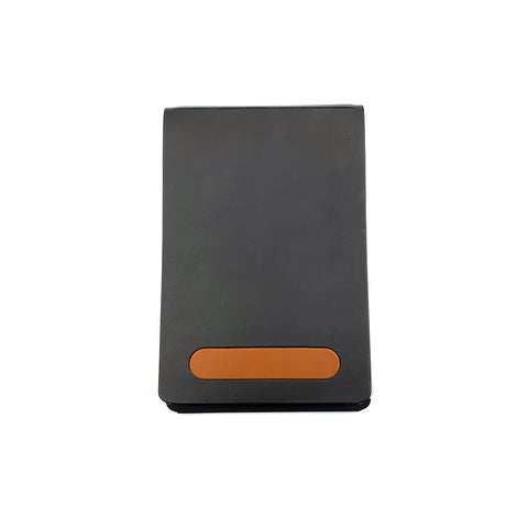 NOTEPAD BROWN PERSONALIZED