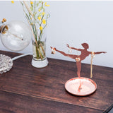 JEWELRY BALLERINA  COPPER