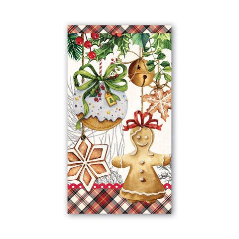 Holiday Treats Hostess Napkins