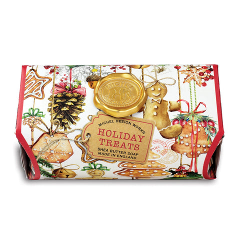 HOLIDAY TREATS LARGE SOAP