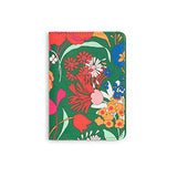 GETAWAY PASSPORT HOLDER - EMERALD SUPERBLOOM