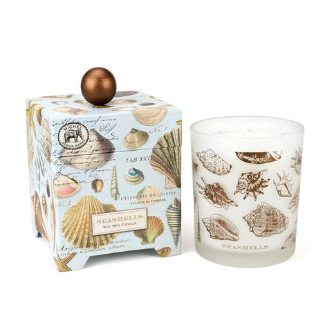 Seashells 14 oz. Soy Wax Candle