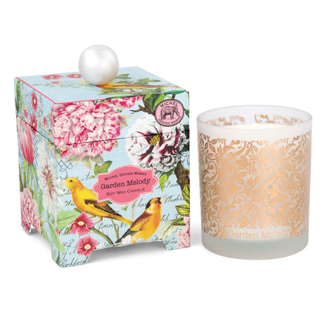 Garden Melody 6.5 oz. Soy Wax Candle