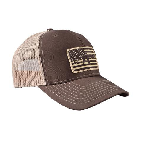 AR Flag Trucker