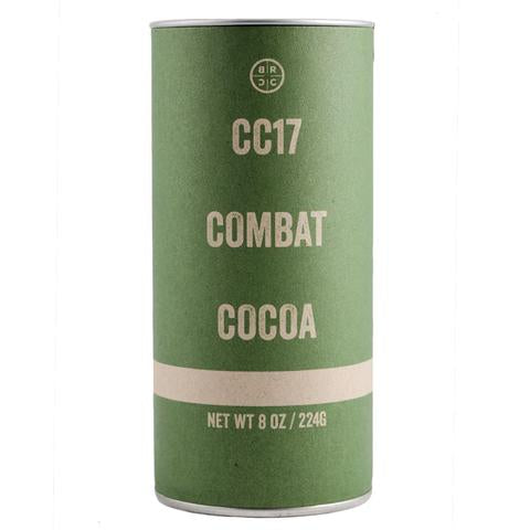 Combat Cocoa Canister