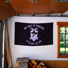 Flag - No One Is Coming - The Leo