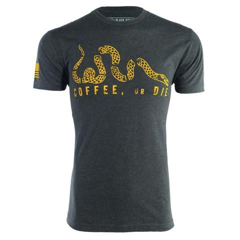 Coffee or Die Gold