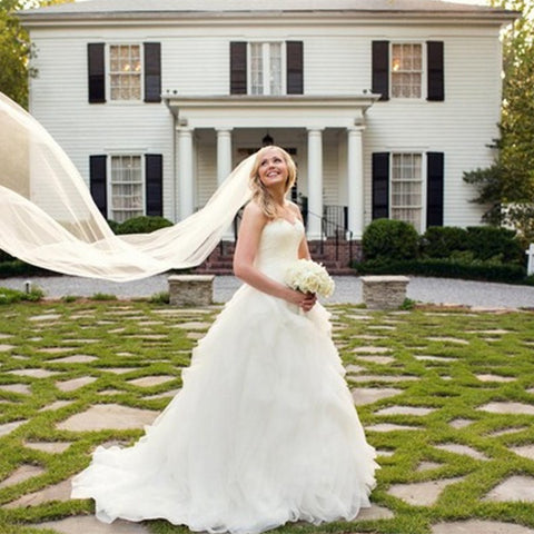 Real Brides | Wedding Dress from Schaffer's in Des Moines