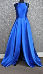 Taylor Swift Inspired Satin Prom Dress in Des Moines | Schaffer's