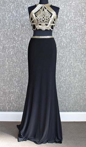 Two-Piece Prom Dress | Jovani - STYLE 24657