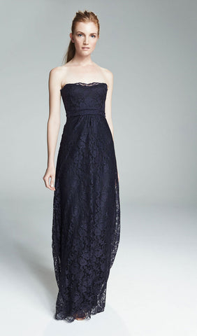Amsale Bridesmaids Collection in Lace