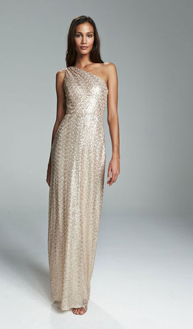 Amsale Bridesmaids Collection in Sequin