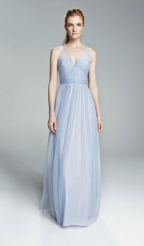 Amsale Bridesmaids Collection in Tulle