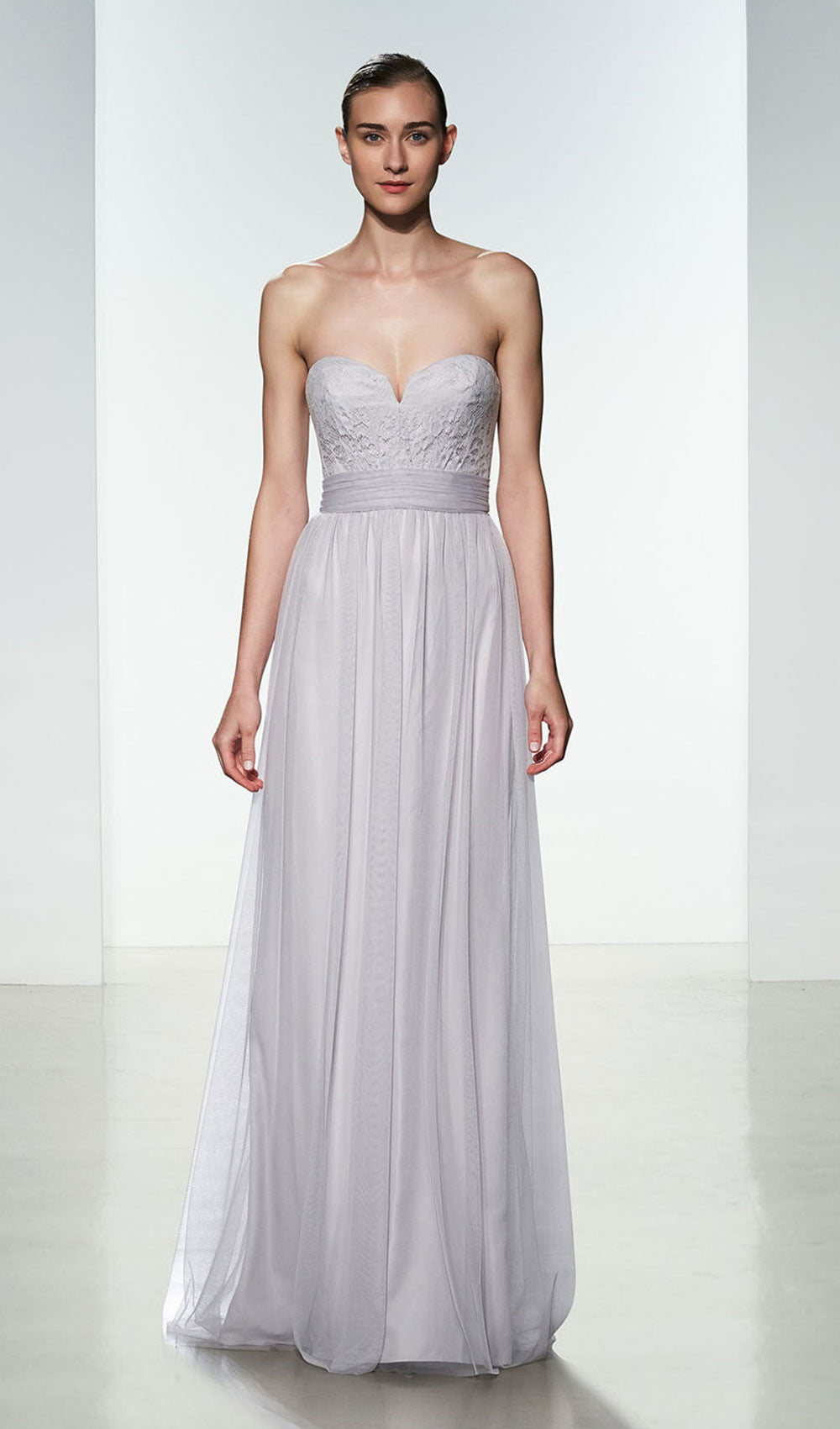 Amsale - Tulle Bridesmaids Dresses in Des Moines, Iowa | Schaffer's